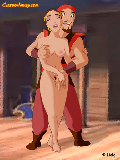 For all lovers of hot Disney's sex toons today we've got an incredible scene ...